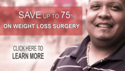 Save on Weight Loss Surgery
