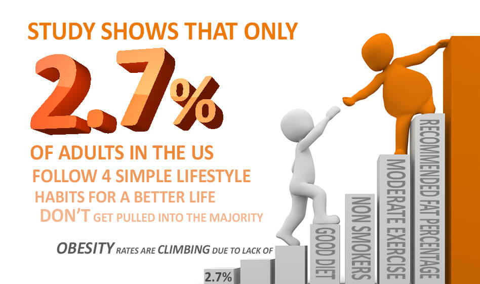 Lifestyle Habits Statistics - Obesity Statistics in The United States