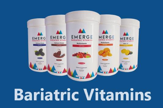 Emerge Bariatric Vitamins