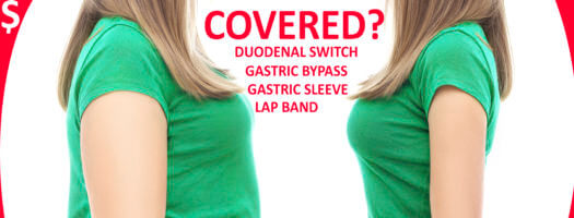 Covered question mark - What Bariatric Surgeries Are Covered By Insurance?