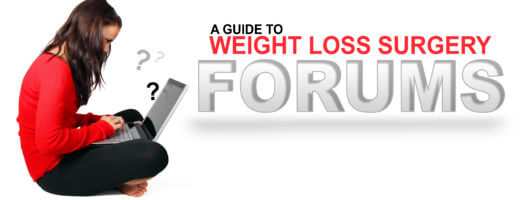 Weight Loss Surgery Forums