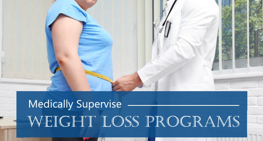 Medically Supervised Weight Loss Programs Near You