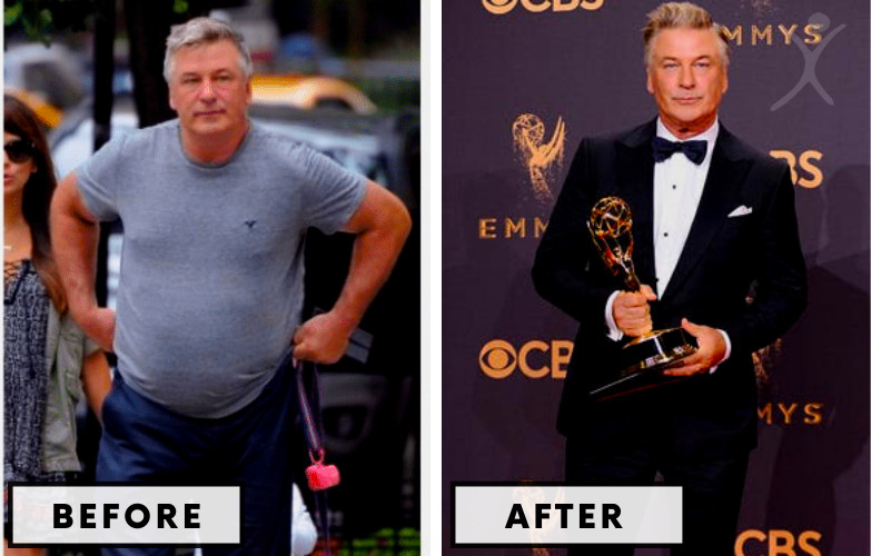 Alec Baldwin Weight Loss - Celebrity Weight Loss Photo