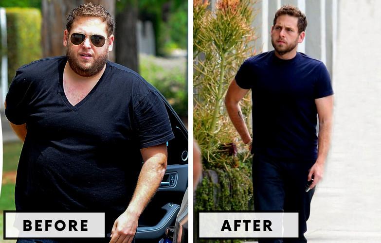 Jonah Hill Weight Loss - Celebrity Weight Loss Photo
