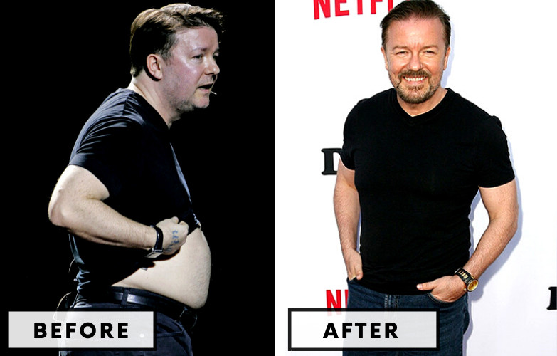 Kevin Gervais Weight Loss - Celebrity Weight Loss Photo