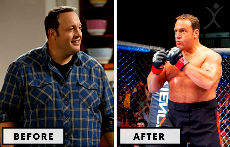 Kevin James Weight Loss - Celebrity Weight Loss Photo