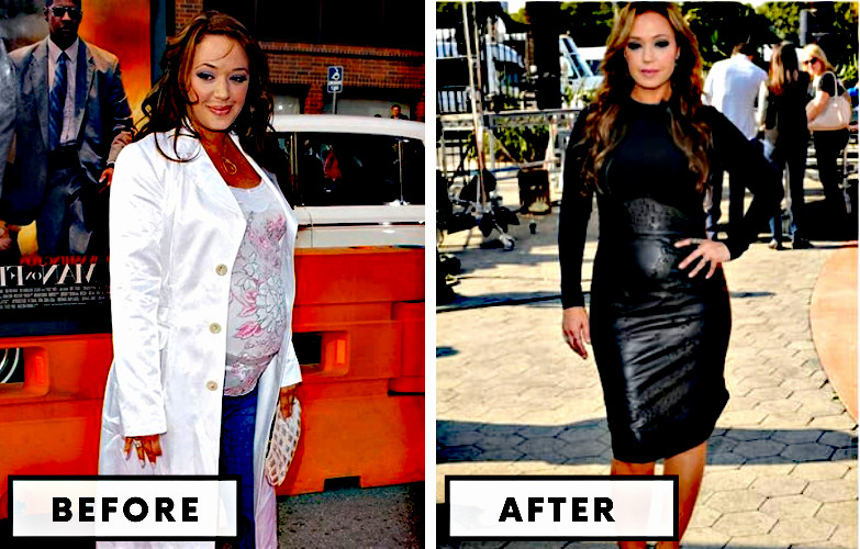 Leah Remini Weight Loss - Celebrity Weight Loss Photo