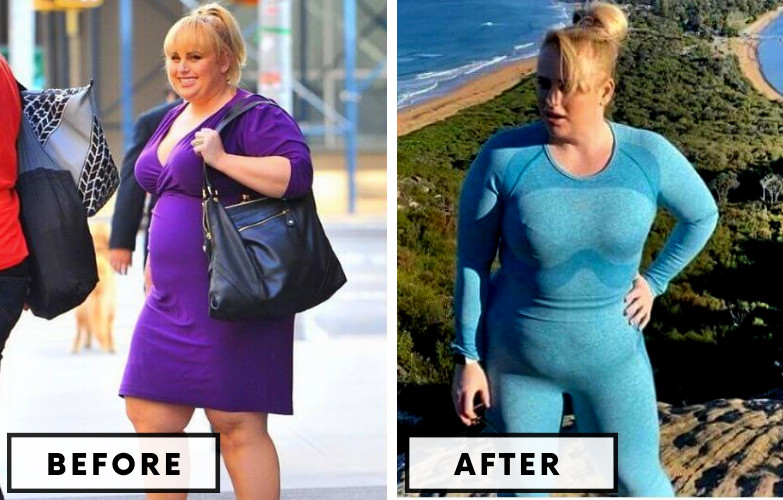 Rebel Wilson Weight Loss - Celebrity Weight Loss Photo